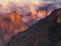 Tramonto dal Nuvolao