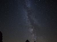 Tre Cime con Via Lattea
