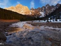 Luci e ombre in Val Venegia
