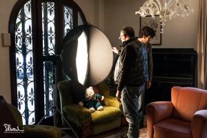 Workshop con Mauro Mamone, backstage