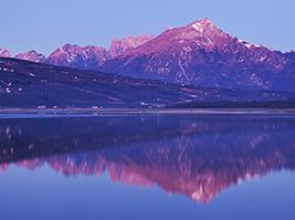 Il Lago di Santa Croce